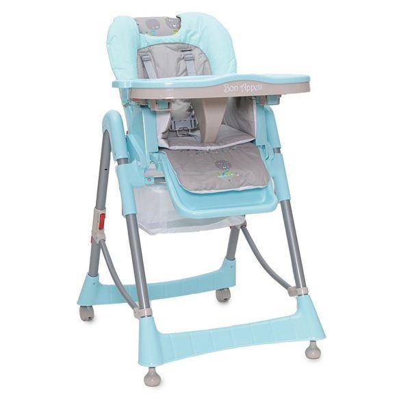 Снимка на Детски стол за хранене Bon Appetit