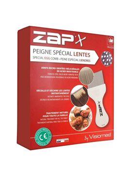 Снимка на Гребен против въшки Zap'X