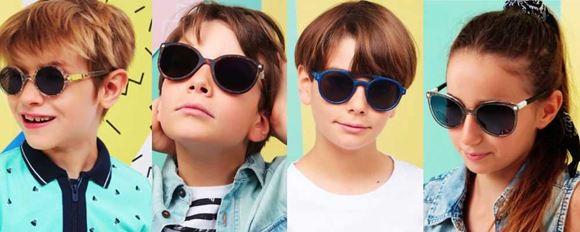 Снимка на Слънчеви очила KiETLA 9-12 години CraZyg-Zag SUN