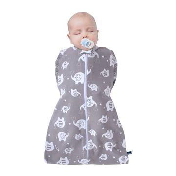 Снимка на Спален чувал и завивка за новородено 2  в 1.